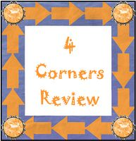 4 Corners- Review or Pre-Assessment strategy