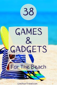 Make the most out of your summer with our ultimate beach packing list! Perfect inspiration for a day trip to the beach or a week long vacation in the sun. #packingtips #beachvacation #packinglist #traveltips Packing Tips For Vacation, Packing List Beach, Road Trip Packing, Travel Packing, Travel Items, Travel Gifts, Travel Products, Beach Trip, Beach Vacations
