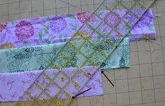 Ridge Top Quilts: Lone Star Tutorial