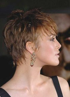 Chic Pixie Hair