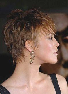 Chic Pixie Haircuts