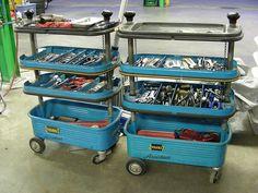 Hazet Tools, Hazet Assistent Tool boxes