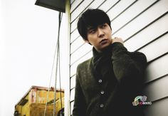 Yoochun for JYJ Magazine No. 4 ❤️ JYJ Hearts