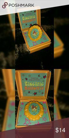 Electric Butterfly Lip Gloss Tarina Tarantino Lip Gloss  Electric Butterfly Gloss on a Ring  Gloss Can be Taken off Ring  Cute and Yummy!  Other Varieties Available  Visit My Closet for More Tarina Tarantino!  Reasonable Offers Encouraged!  Discount on Bundles! Tarina Tarantino Makeup Lip Balm & Gloss