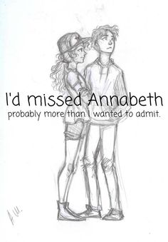Percabeth: The Early Years