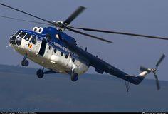 Mi-8  Romania Ministry of Aviation
