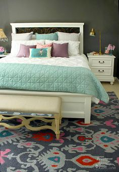 Master Bedroom Reveal - Pretty Handy Girl