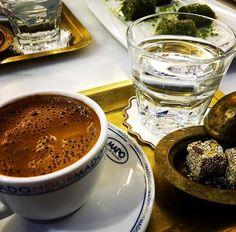 Turkish Coffee, Galaxy Wallpaper, Espresso Coffee, Coffee Time, Turkey, Tableware, Istanbul, Drinks, Places
