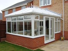The Edwardian. Being the most popular design, the Edwardian offers the most efficient use of space. This is the perfect solution for any home whether you have a small mid-terraced or a large detached property.