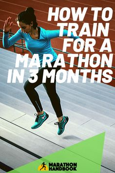 How To Train for a Marathon in 3 Months, + free training plan - I used this guide (it's awesome) to get me marathon-ready in just 12 weeks! Training Schedule, Training Plan, Free Training, Running Training, Training Tips, Training Equipment, First Marathon, Half Marathon Training, Run Disney