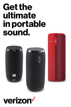 Wireless Bluetooth® speakers are popular gift items, and if you're thinking of getting one for the music lover on your holiday list, check out Verizonwireless.com first to learn everything you need to know before you buy.