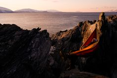 Sleeping in nature. #outdoor #norway #mountains   @william_larsson