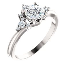 Platinum Halo Engagement Ring set with a Round and CTW diamonds. Also available in White gold,Yellow gold,Rose gold. Engagement Ring Settings, Diamond Engagement Rings, Halo Engagement, Diamond Shapes, Diamond Cuts, Rings Online, Colored Diamonds, White Gold, Wedding Rings