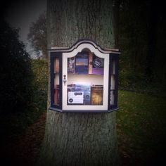 Minibieb in Keppel; Van Schuylenburchweg 6, Hoog-Keppel