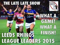 #Leeds #rhinos #superleague