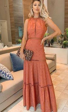 Elegant Outfit, Classy Dress, Elegant Dresses, Pretty Dresses, Beautiful Dresses, Casual Dresses, Fashion Dresses, Summer Dresses, Floral Maxi Dress