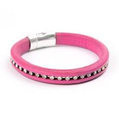 Pink Sparkle Regaliz Bracelet - New In