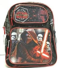 Disney Star Wars The Force Awakens 16 Inches Backpack >>> Continue to the product at the image link.
