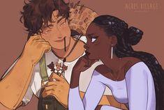 Black Love Art, Black Girl Art, Art Girl, Black Girls Drawing, Black Cartoon Characters, Black Girl Cartoon, Cute Art Styles, Cartoon Art Styles, Foto Cartoon
