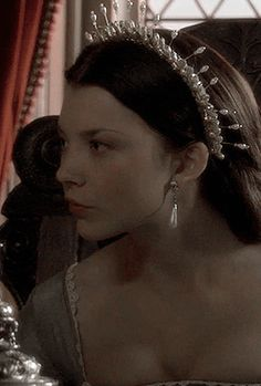 What will you have these lawyers do? - Natalie Dormer as Anne Boleyn