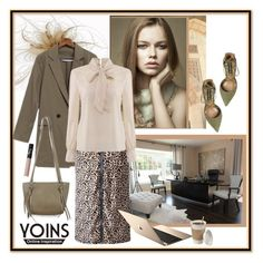 """""""YOINS 188."""" by carola-corana ❤ liked on Polyvore featuring Pretty Green, NARS Cosmetics, Steve Madden, yoins, yoinscollection and loveyoins"""