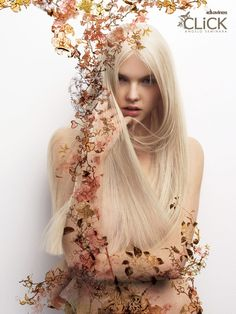 From the CLiCK Collection, by Davines Worldwide Artistic Director and three-time British Hairdresser of the year, Angelo Seminara.-pin it by carden Hair Inspo, Hair Inspiration, Carnival Hairstyles, Angelo Seminara, Hair Care Brands, Hair Affair, Ginger Hair, Hair Pictures, About Hair