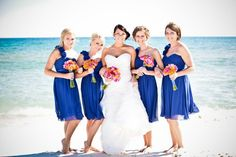 Bridesmaid dress you buy should not spare bows, ribbons, beads, lace, sequence and bunchy material if they cannot be worn again.