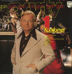 Go In Party 1 - Kai Warner LP cover