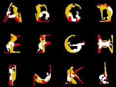 'Kama Sutra' Typography Is Sexy From A to Z - http://www.cleardata.com.ar/inspiracion-web/kama-sutra-typography-is-sexy-from-a-to-z.html
