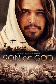 """[""""<\/iframe>\r\nA follow-up to the landmark 2013 miniseries The Bible<\/i>, Son of God<\/i> follows the life of Jesus Christ from birth to death and resurrection. Filmed in authentic historical locales, this epic presentation features a score from Oscar\u00ae-winner Hans Zimmer. Watch as the story of Jesus is powerfully brought to life ..."""