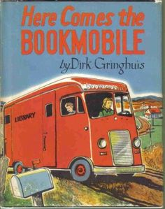 5 Great Books about Bookmobiles from Book Riot.com. I'm not sure if CBRL has any of these books but we do have 2 awesome bookmobiles. And off the top of my head one book which is not on the list: The Night Bookmobile by Audrey Niffenegger.