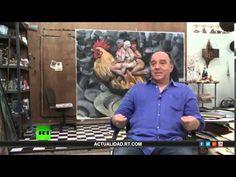(Vídeo) Entrevista con Roberto Fabelo, pintor cubano