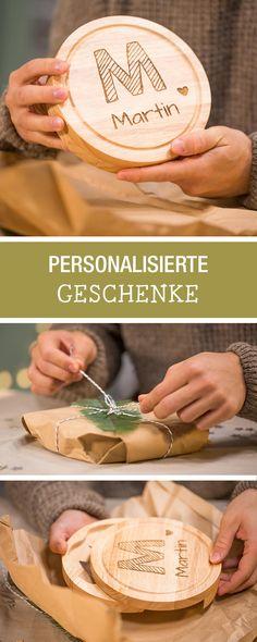 Personalisierte #Geschenke: Kein Problem auf DaWanda - finde #Geschenkideen für #Weihnachten mit persönlicher Note, #individuellegeschenke / customizable gift idea for #christmas via DaWanda.com