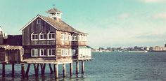 27 Reasons San Diego Just Might Be Heaven On Earth seaport village!!