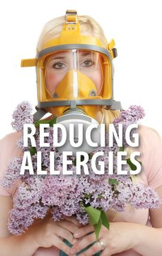 The Doctors had plenty of tips for reducing allergy symptoms at home. Try these suggestions! http://www.recapo.com/the-doctors/the-doctors-products/drs-tv-febreze-allergen-reducer-reviewthe-drs-tv-febreze-allergen-reducer-review-ways-reduce-allergies-tips-reduce-allergies/