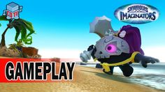 Skylanders Imaginators Chopscotch Gameplay Preview
