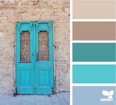 Color Pallet inspirations