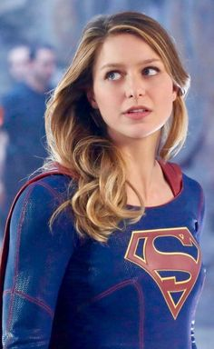 Melissa Benoist as Supergirl Melissa Marie Benoist, Melissa Supergirl, Supergirl Superman, Supergirl And Flash, Kara Danvers Supergirl, Supergirl Season, Wonder Woman, Portraits, Film Serie