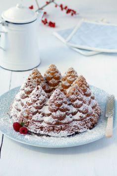 Receta de Bundt cake de baileys