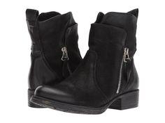 524cf93ec197b6 Miz Mooz Nimble Women s Zip Boots Black Miz Mooz