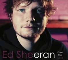 Ed Sheeran - I'm way too old to be a fan, but thank God for kids who constantly expose me to fabulous new music
