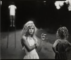 candy cigarette sally mann essay Semiology and sally mann's candy cigarette – a mother's perspective on  childhood  sally mann photographed her children emmett, jesse and virginia ( aged  barthes, r, & heath, s (1977) image, music, text essays selected and .
