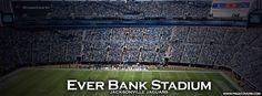 jacksonville jaguars stadium   Jacksonville Jaguars Ever Bank Stadium Facebook Cover - PageCovers.com