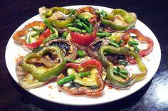 Parrillada de Verduras. #Jávea #costablanca www.restaurantetrencall.com