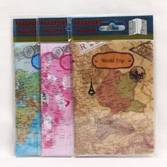 2D Design New cool cartoon passport holders for boy, men travel passport cover, pvc leather-The world map #>=#>=#>=#>=#> Click on the pin to check out discount price, color, size, shipping, etc. Save and like it!