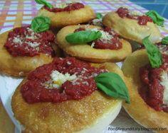 Neapolitan Pizzelle or montanare