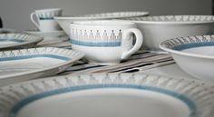 """""""Teve""""  Helmer Ringström / Upsala-Ekeby Porcelain Ceramics, Bowl Set, Koti, Tableware, Design, Inspiration, Biblical Inspiration, Dinnerware, Porcelain"""