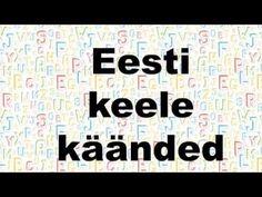 Eesti keele käänded