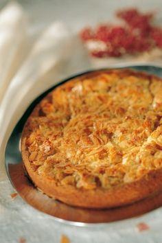 Gluteeniton omena-toscatorttu | K-ruoka