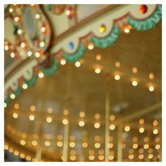 carousel, Alicia Bock photography